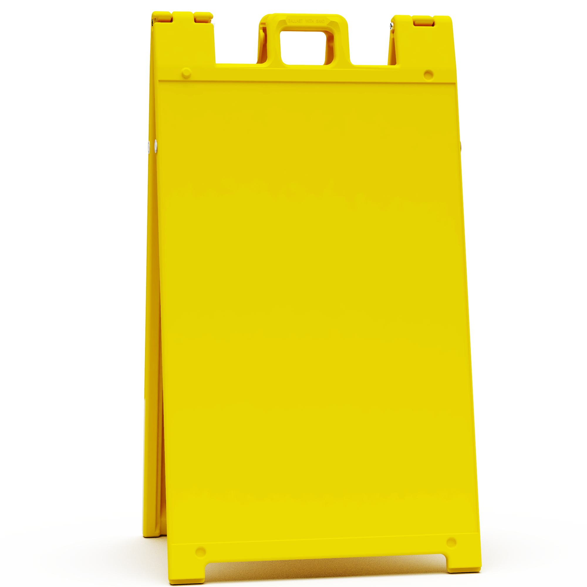 Signicade Yellow Sign Stand