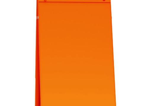 Signicade Orange Sign Stand